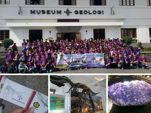 Harga tiket terbaru Museum Geologi