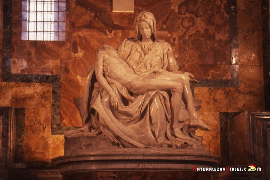 Piedad de Miguel Ángel, Vaticano