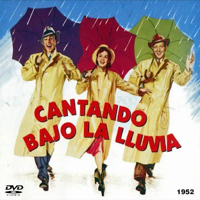 Cantando bajo la lluvia - [1952]