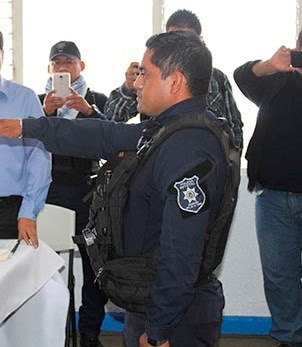 Destituyen al Comandante Martín Salazar Juárez