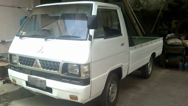 Mitsubishi Colt L300 facelift