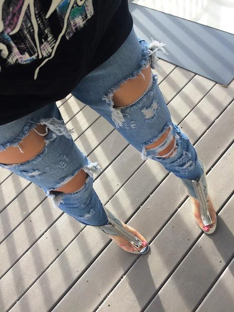 fashion nova jeans review. fashion nova customer review. fashion nova Drama Jeans. shopping hacks. #fashionnova