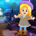Games4King - Cute Girl Escape From Forest House