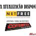 Netfree Eurosat HD Atualização 22/08/18