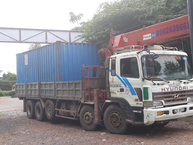 Đồng Nai Mua Container Văn Phòng Với Giá Cực Sốc Thue-container-tai-vung-tau-gia-re