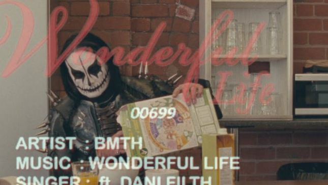 "BRING ME THE HORIZON: Lyric video για το νέο single ""Wonderful Life"" με την συμμετοχή του Dani Filth (Cradle Of Filth)"