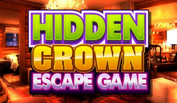 MeenaGames Hidden Crown Escape Walkthrough