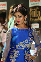 Tejaswini in Blue Gown at IIFA Utsavam Awards 2017  Day 2  HD Exclusive Pics 06.JPG