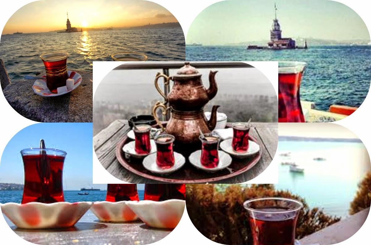 Ceaiul turcesc ~ Ceaiul din serialele turcesti