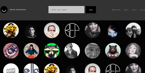 Ello, the minimalist social network is now Version 2!