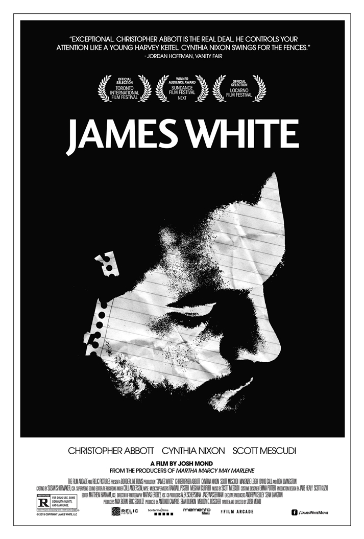 Póster: James White