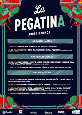 La Pegatina, Madrid, Bar, Concierto