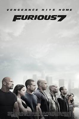 Furious 7 (Fast & Furious 7) 2015 DVD R1 NTSC Latino