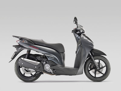 2016 Honda SH300i Scooter Hd Wallpaper
