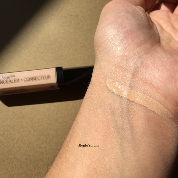 wet n wild photo focus concealer kapatıcı e840b light ivory swatch1