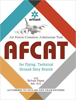 Best Book for AFCAT Written Exam