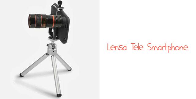 Lensa Tele Smartphone