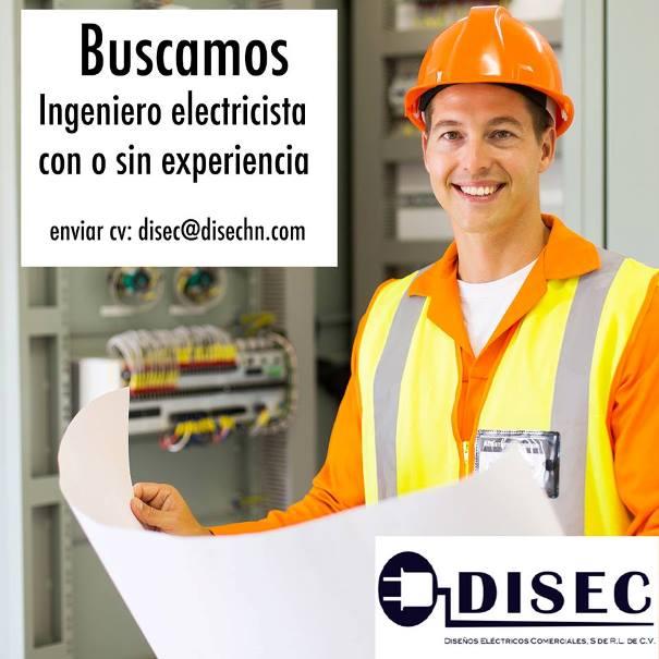 Ingeniero Electricista Con O Sin Experiencia Tegucigalpa Empleos