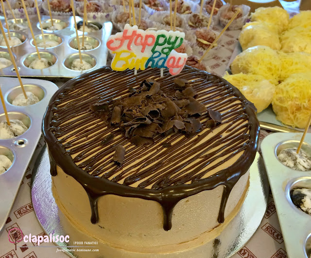 Chocolate Nutella Cake from Family Favorites Kitchen