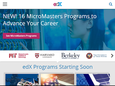 edX offers high-quality courses from the world's best universities and institutions