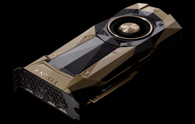 Nvidia announces Titan V, 'The most powerful PC GPU ever'