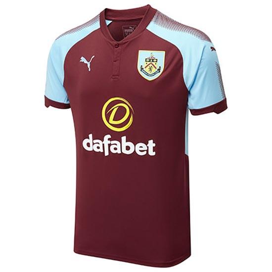 Burnley 17-18 Home Kit Revealed - Footy Headlines