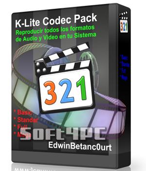 K-Lite Codec Pack 11.1.3 Update / 11.1.0 Standart + Mega + Full