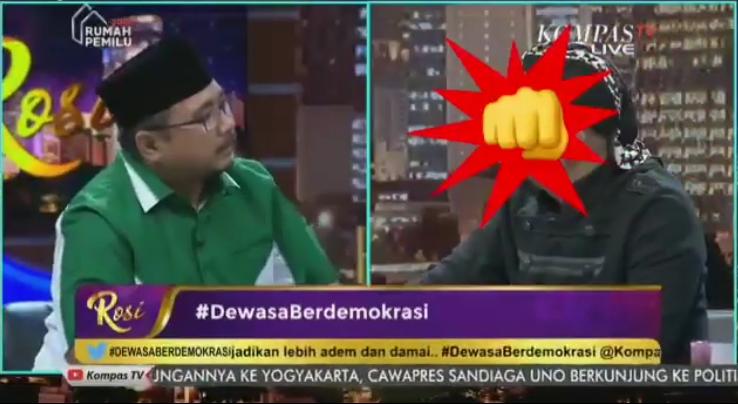 Main GEBUK, ini Surat Terbuka Ulama Cirebon Untuk Ketua GP Ansor Yaqut Cholil Qoumas