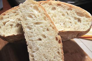 Chleb domowy z garnka-bez wyrabiania
