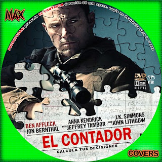 El Contador Galleta Maxcovers