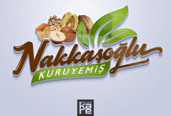 Şekerleme Lokum Çerez Kuruyemiş Logo Tasarımı