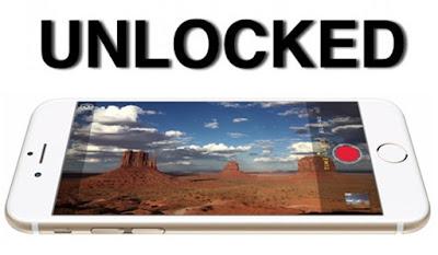 unlock iphone 6s mỹ và những điều cần lưu ý