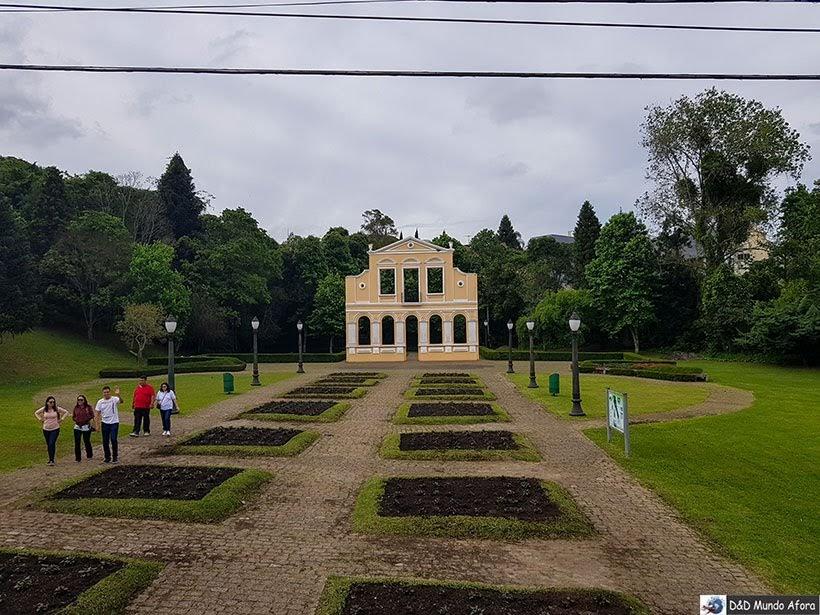 Bosque Alemão - O que fazer em Curitiba, Paraná