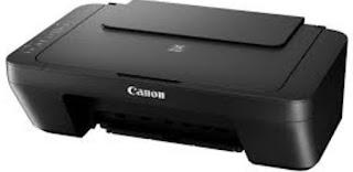 Canon PIXMA MG2550S Drivere last ned Gratis