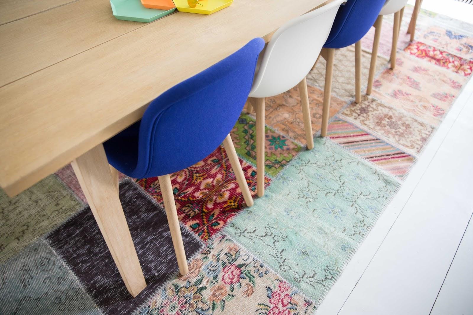 Inspiráções: tapetes para o inverno | Casinha colorida