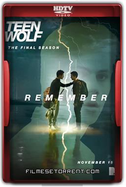 Teen Wolf 6ª Temporada Dublado Download Torrent