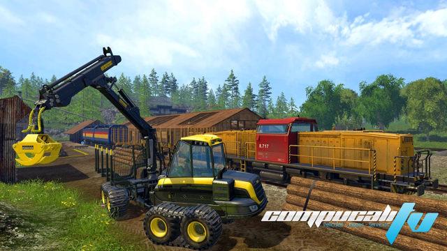 Farming Simulator 15 PC Full Español
