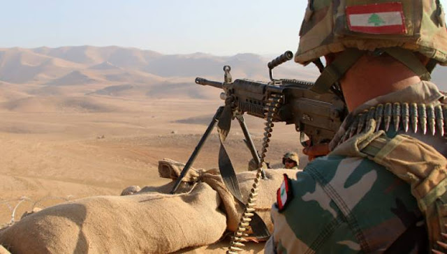 الجيش اللبناني: وحداتنا منتشرة وعلى جهوزية تامة لمواجهة أي طارئ