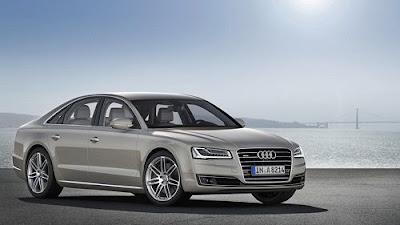 Harga Audi A8