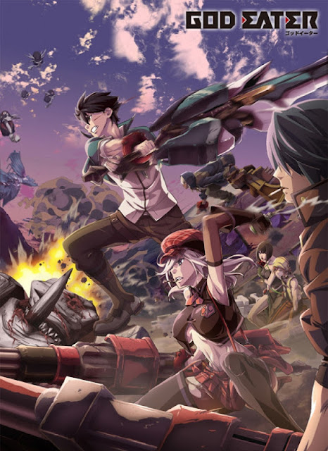 God Eater | 13/13 | HD 720p | MEGA