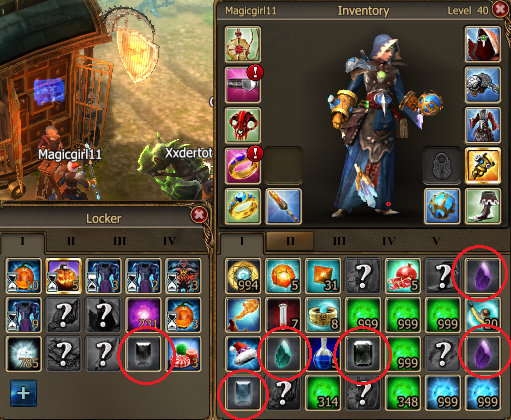Drakensang A Free Online Mmorpg 007 Tips Tricks 1 Increase Inventory For Free