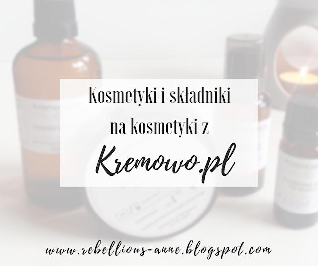 Kosmetyki i składniki na kosmetyki z Kremowo.pl