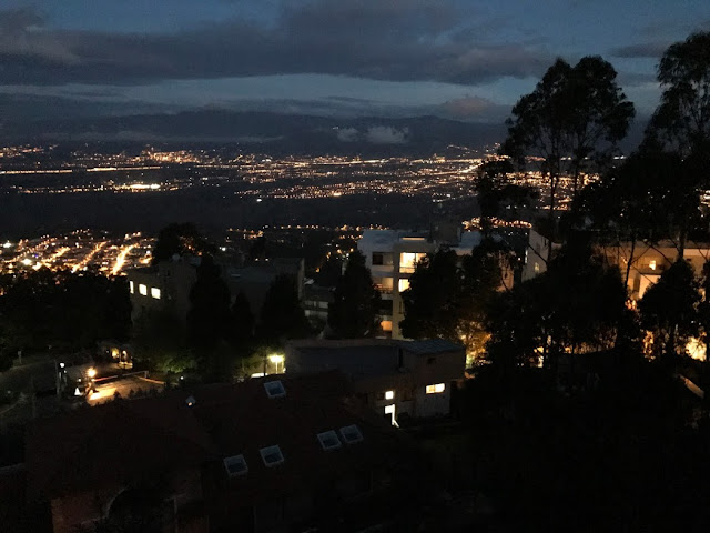 Quito Ecuador City of Stars