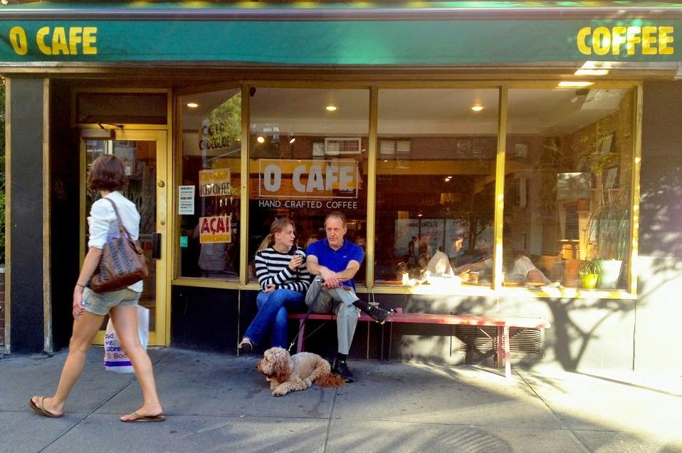 Cafeteria O Café em Nova York