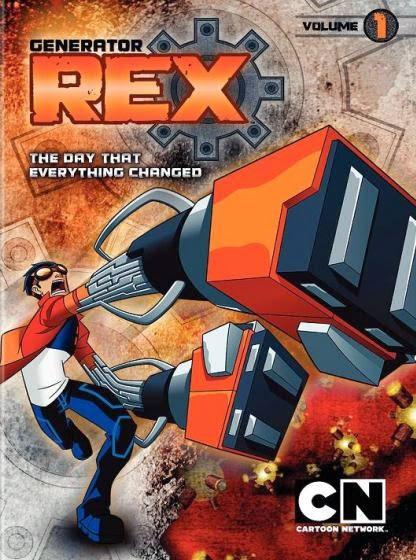 Generador Rex Serie Completa Español Latino