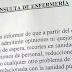 """Carta viral de un Centro de Salud: """"Esto no es un confesionario, es una consulta de enfermería"""""""