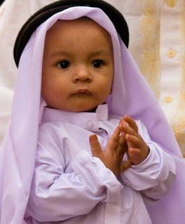 Nama Bayi Laki-laki dalam Bahasa Arab