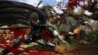 Berserk and the Band of the Hawk PS3 Wallpaper