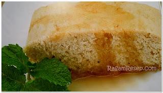 Resep Roti Cake Yoghurt Saus Madu Spekoek