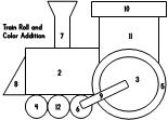 donald crews freight train coloring pages | The Very Busy Kindergarten: The Polar Express